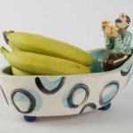 Fruit(Bananen)schaal