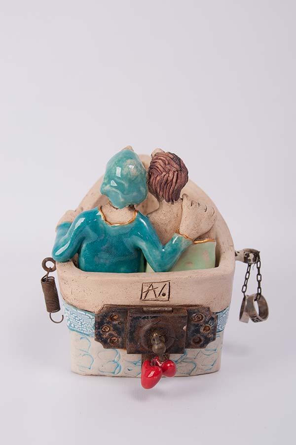 Huwelijksbootje